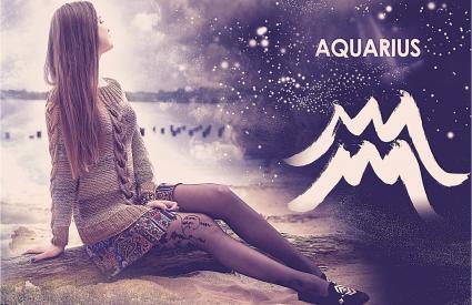 Aquarius Female