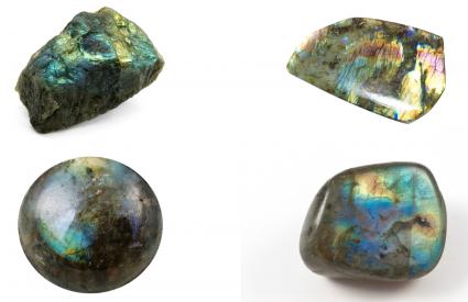 Labradorite Crystals