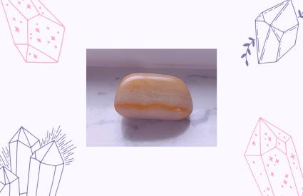 Yellow Aventurine Crystal