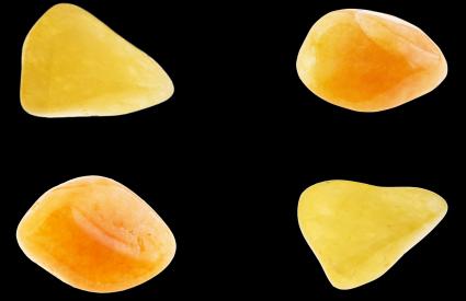 Yellow Aventurine Pieces